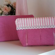 set_pink_tasche_zip_tasche_falten_borte_zip_01
